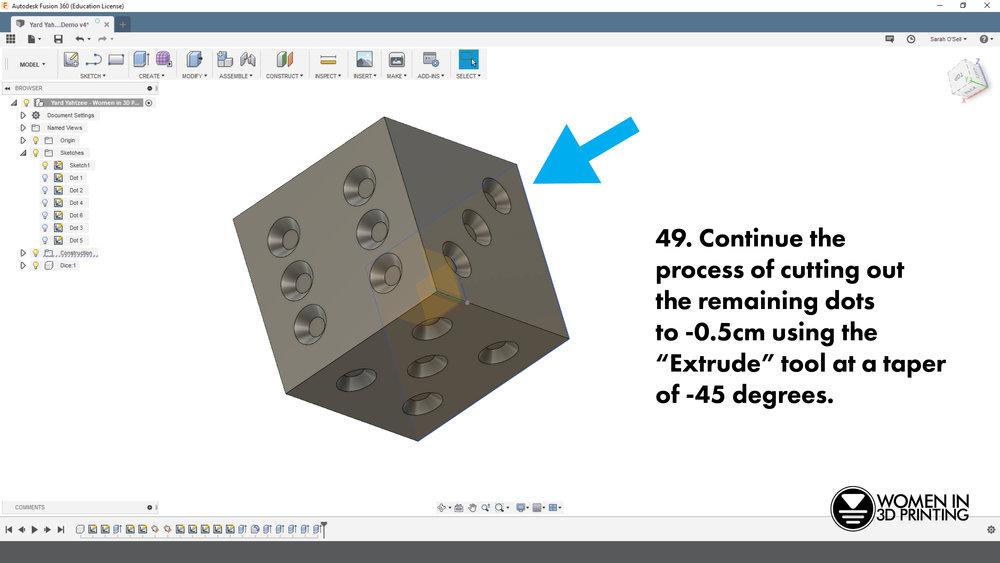Yahtzee 3D Modeling Demo50.jpg