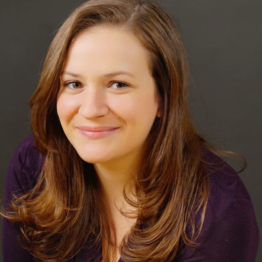 Special Guest Jessica Rzucidlo