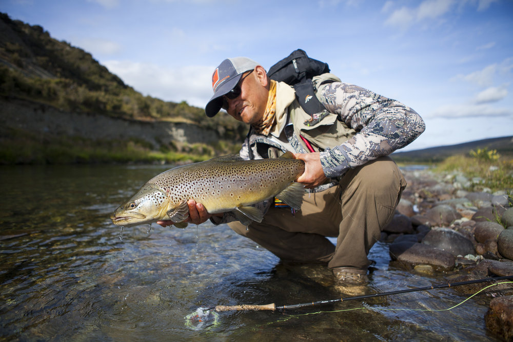 Simon releases a good NZ backcountry brown