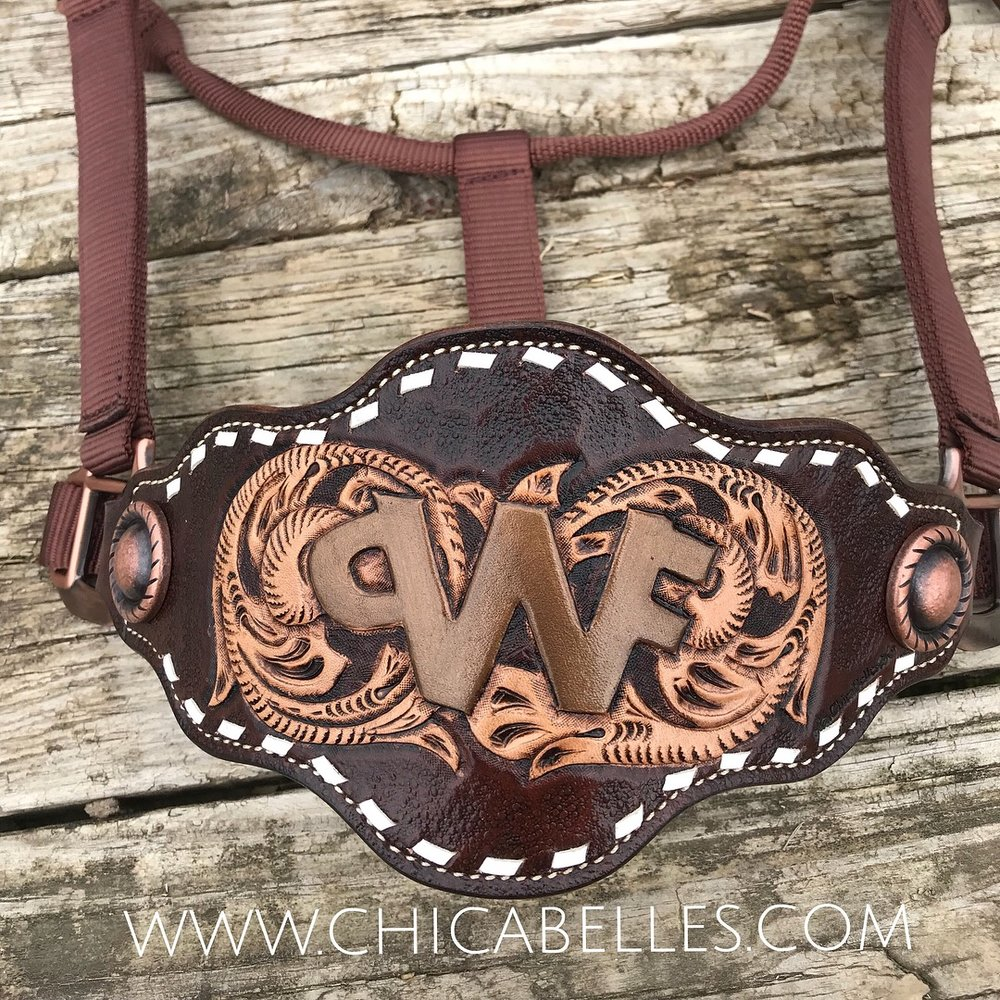 WPF Custom Halter