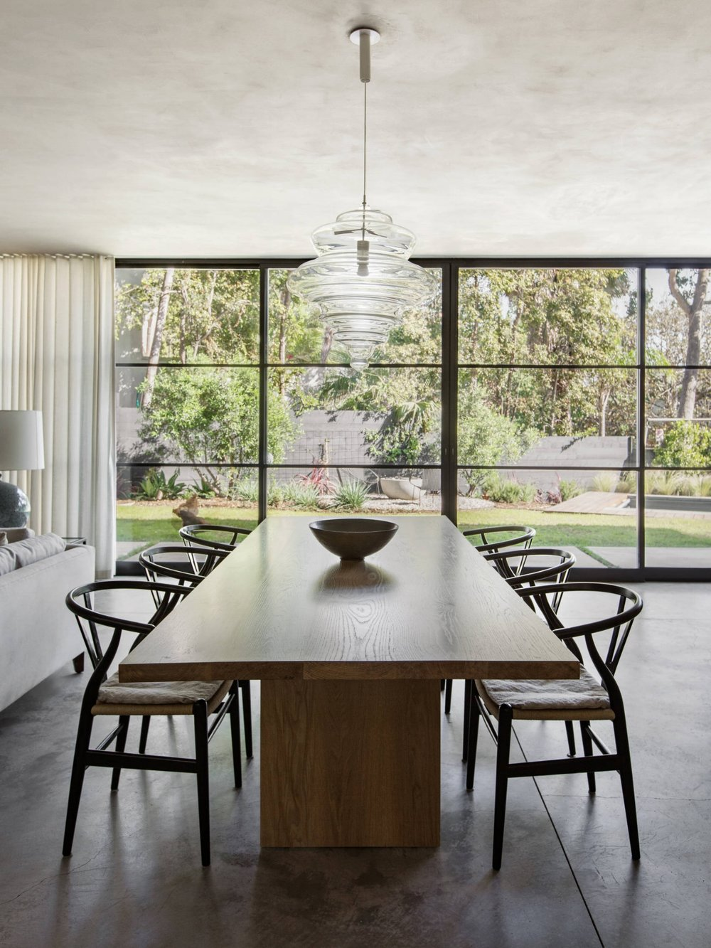 custom residential, mid-century modern, construction management, interior design