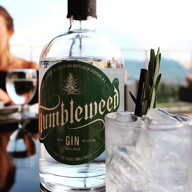 Toasting to the close of a fantastic Summer this weekend with a little rosemary and lavender in our gin cocktails. Cheers, friends!!