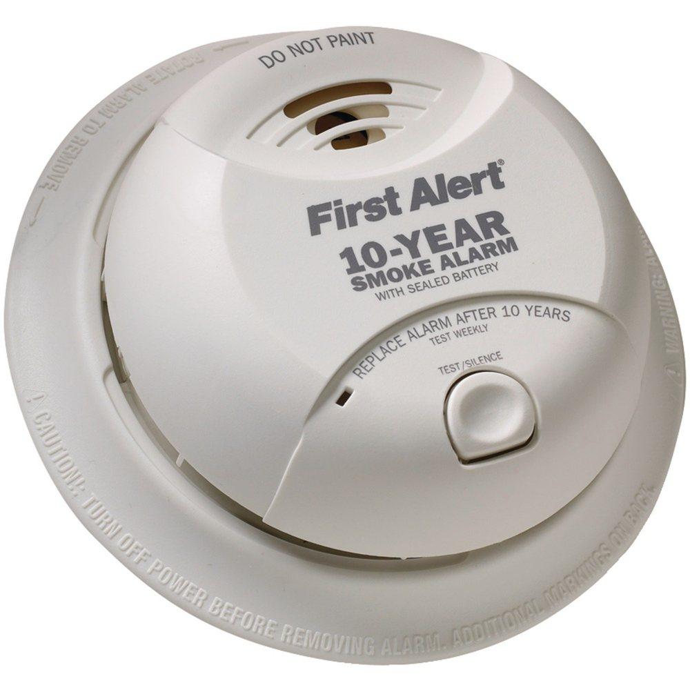 smoke alarms smoke detectors and the 10 year lithium battery alarm rh sarents com GE Security Alarm Keypad Manual General Electric Smoke Alarms