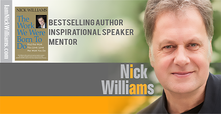 The Zen of Business interviews multiple bestselling author, Nick Williams