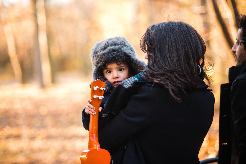 Family Session in Prospect Park