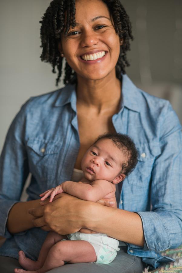 Newborn Family Session