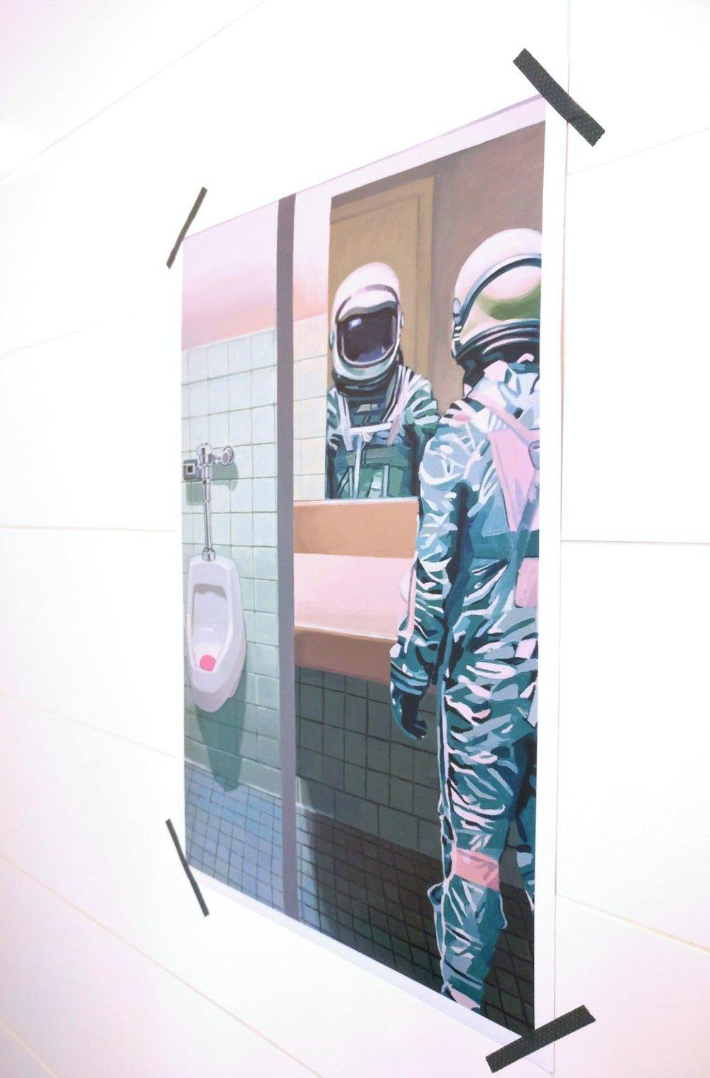 moderne kantoorruimte licht toilet poster.jpg