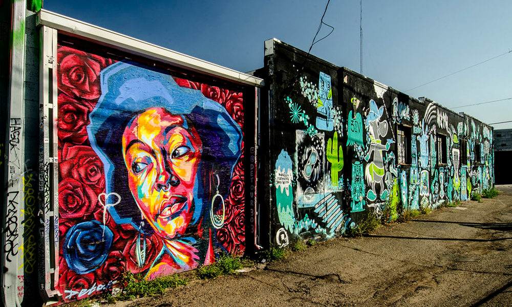 Crush - Colorado's largest street art and graffiti festival 2014 - 2017: Curation Committee