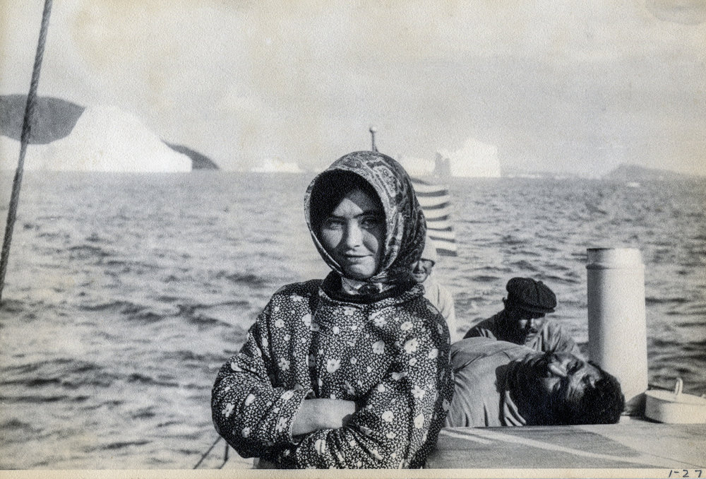 Salamina with Knut Nielsen