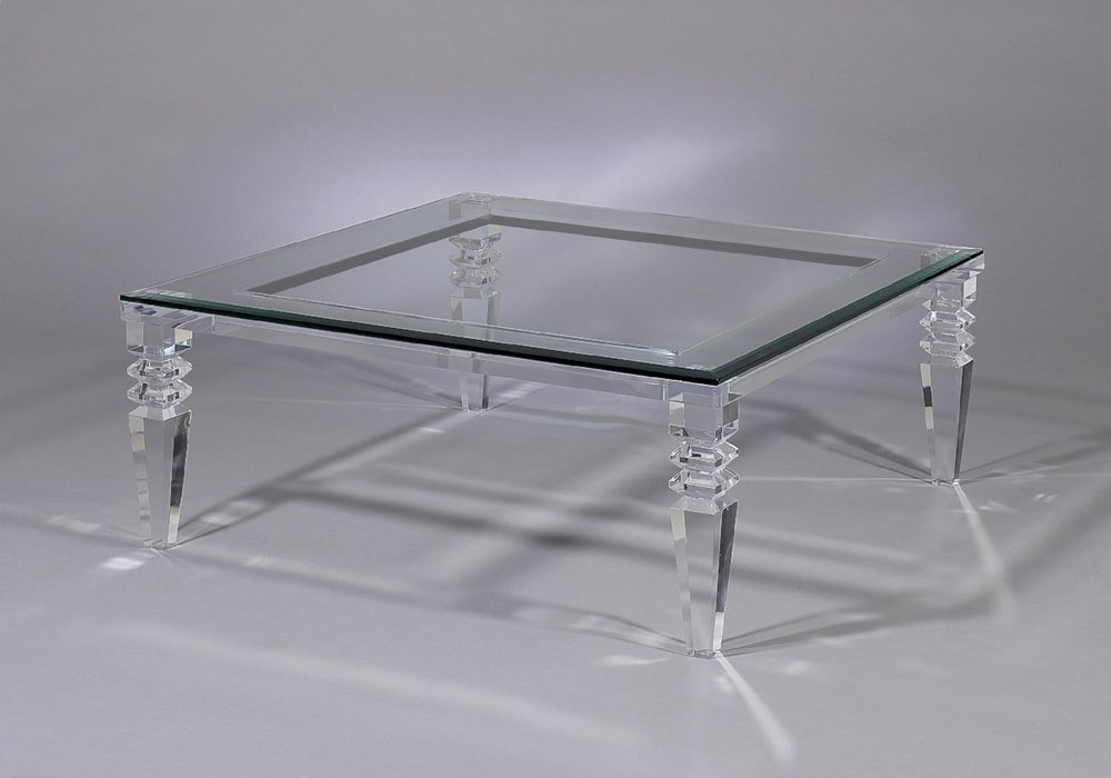 Highland Acrylic Cocktail Table