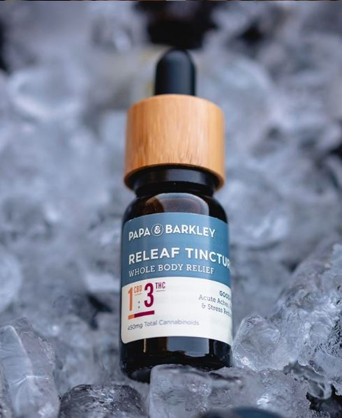 Papa & Barkley mini Tincture with your purchase!* -