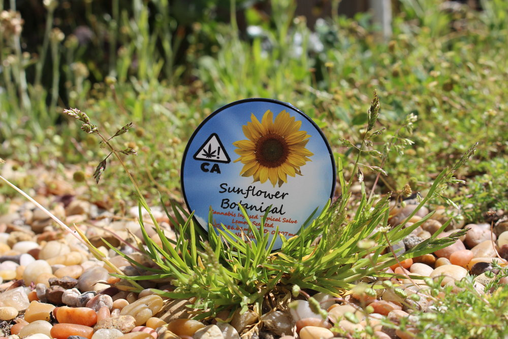 Spend over $15 and get a Sunflower Botanical for $.50* -