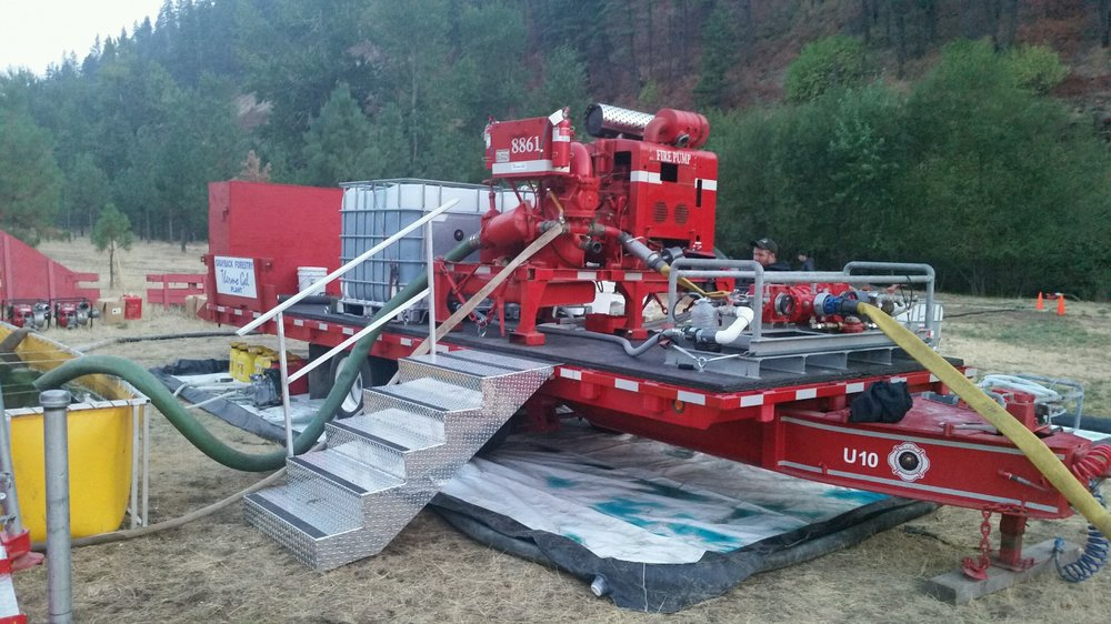 Mobile Mixing Gel Plant
