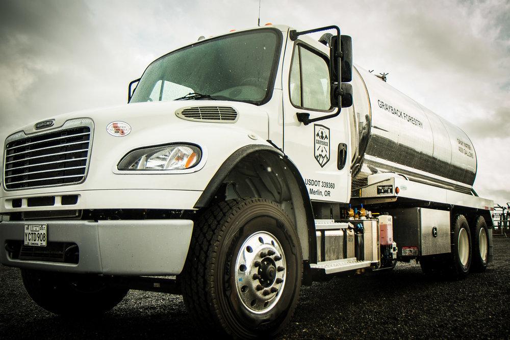 Graywater Truck