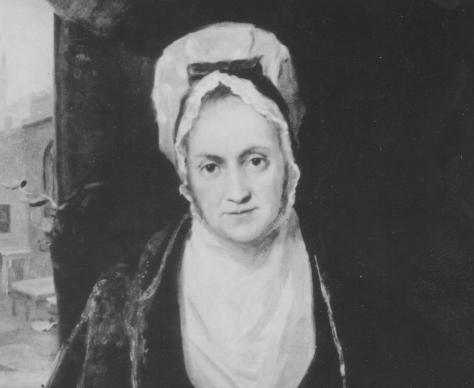 Susanna Wesley, image provided by the United Methodist General Commission on Archives and History
