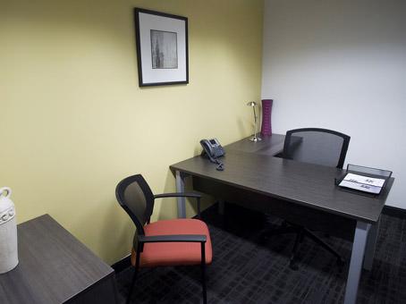 single internal office
