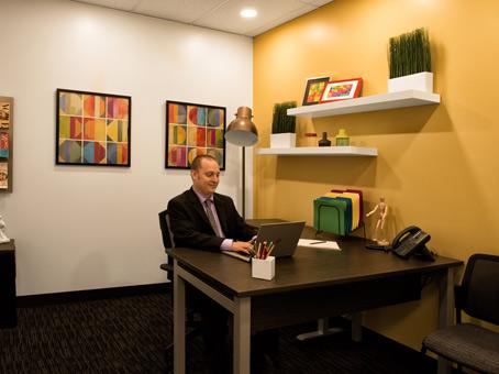 internal single office