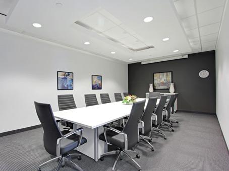 large executive boardroom