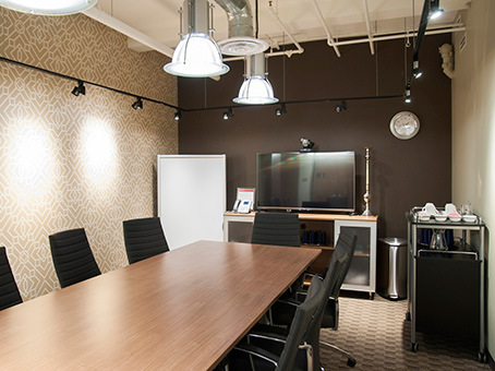 internal boardroom
