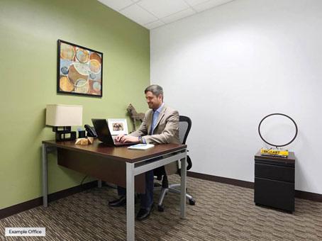 example single person desk