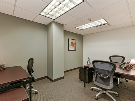 clean executive office