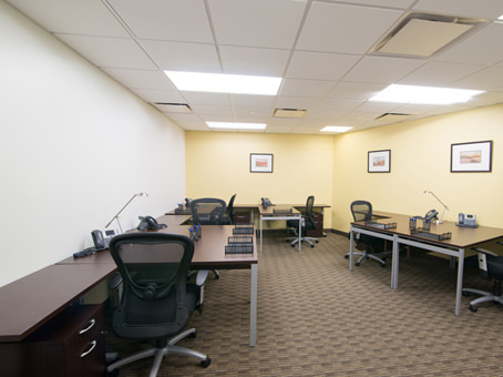 wide office room