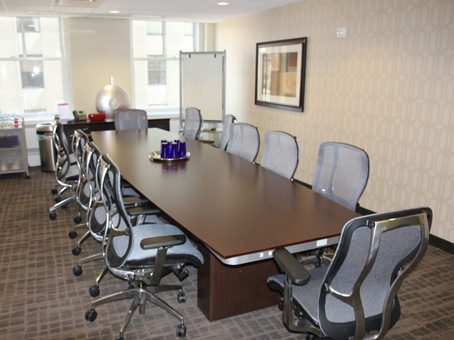lovely long table conference room