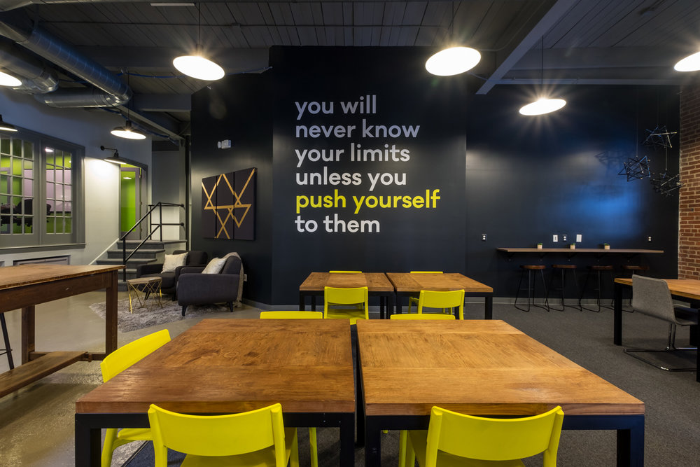 Example coworking space