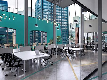 Toronto Queen West Coworking Desks
