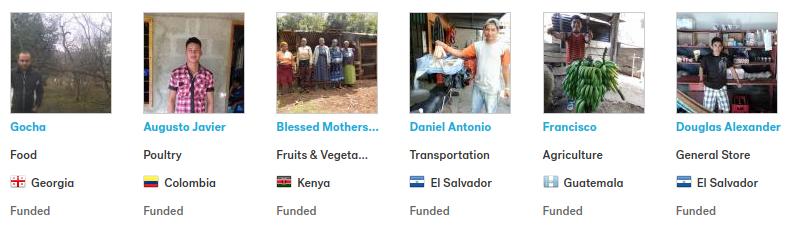 fully funded kiva loans 3