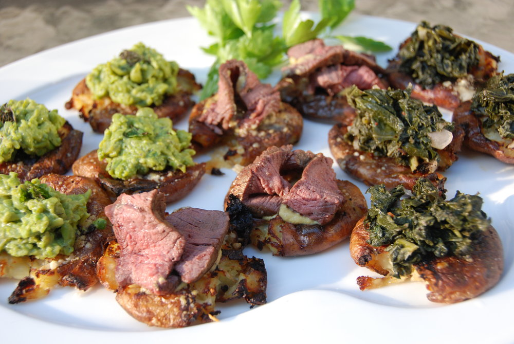 steak appetizers