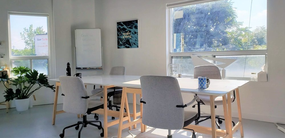 Dedicated desks from $499 - Priced per person/month