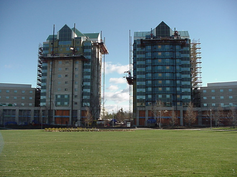 west side of both towers from the bowl 27-10-03 howling wind.JPG