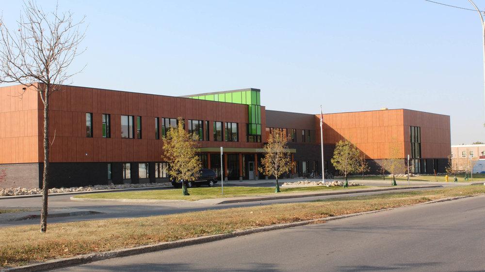 Douglas Park School - Regina, SK