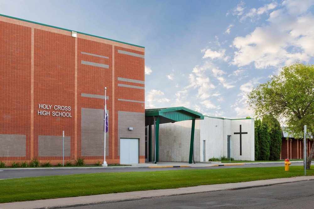 Holy Cross High School - Saskatoon, SK
