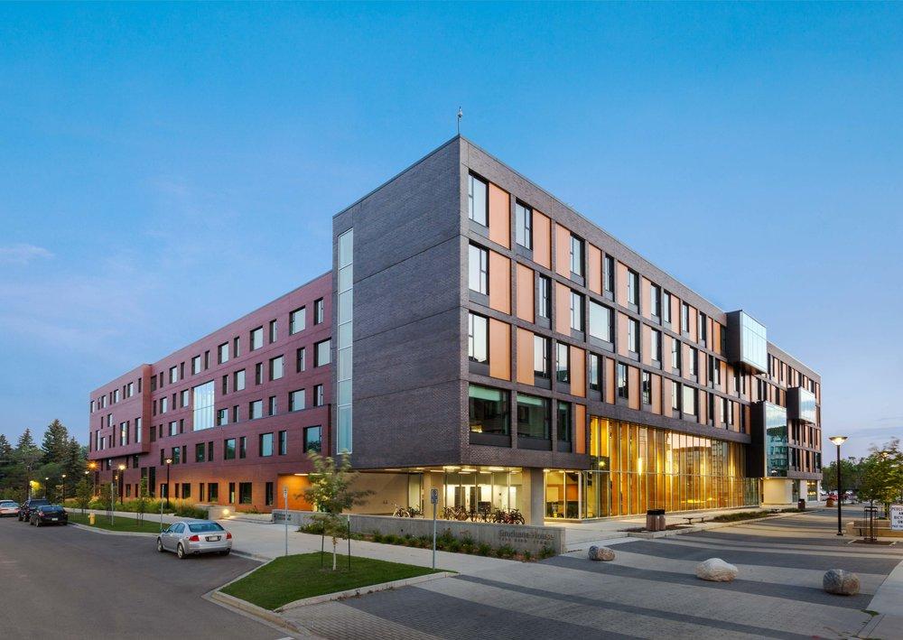 University of Saskatchewan Graduate House - Saskatoon, SK