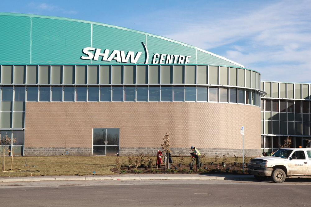 Shaw Centre - Saskatoon, SK