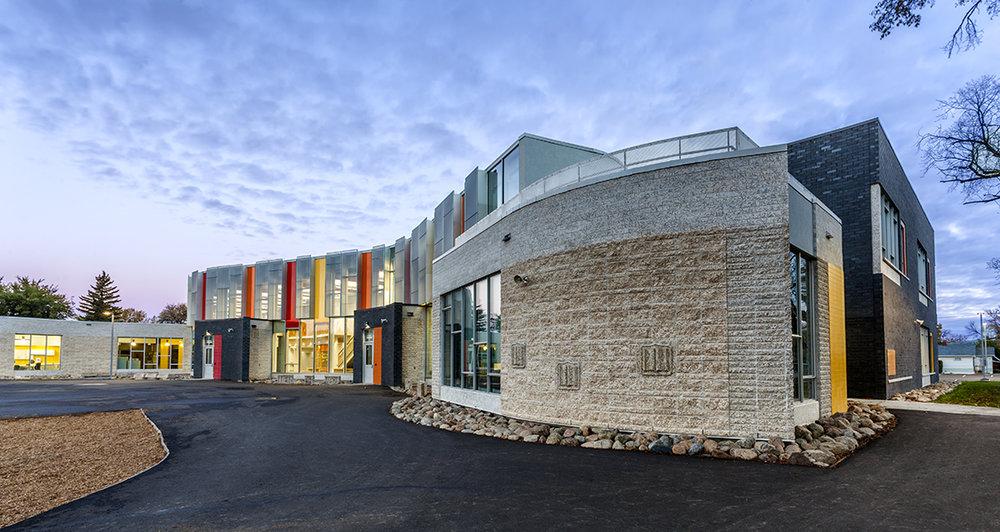 Seven Stones Community School - Regina, SK