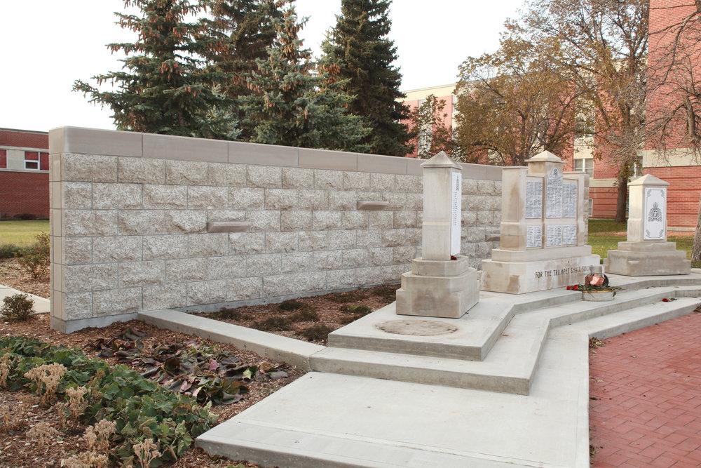 RCMP Depot Cenotaph - Regina, SK