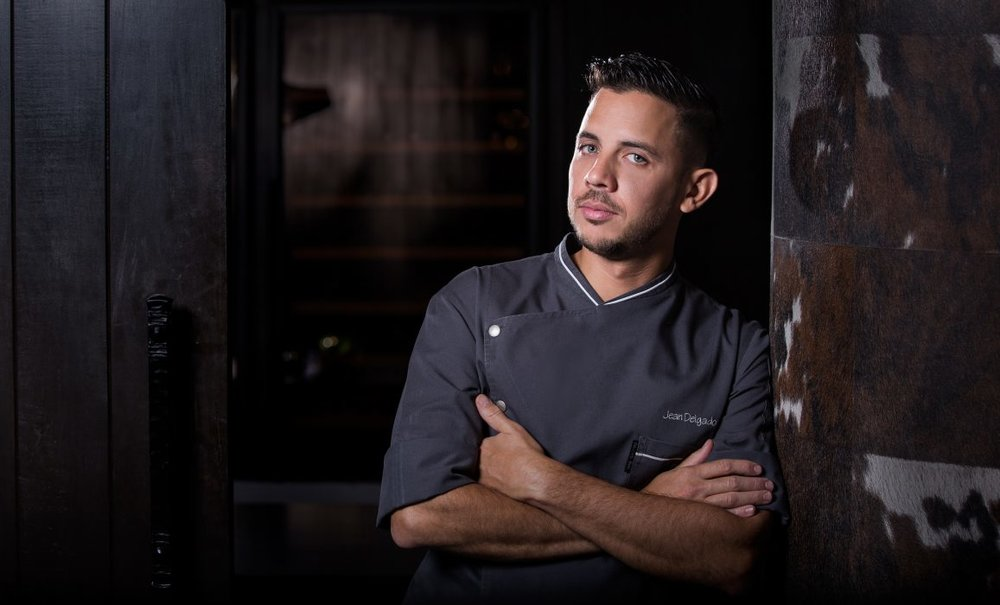 Chef Jean Delgado, Executive Chef at Toro Toro (Photo Credit: Intercontinental Hotel Miami)