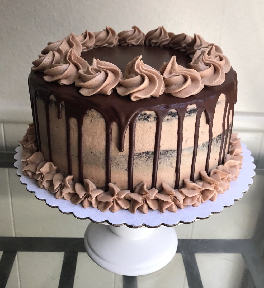 Cakes - All cakes are 3 layers