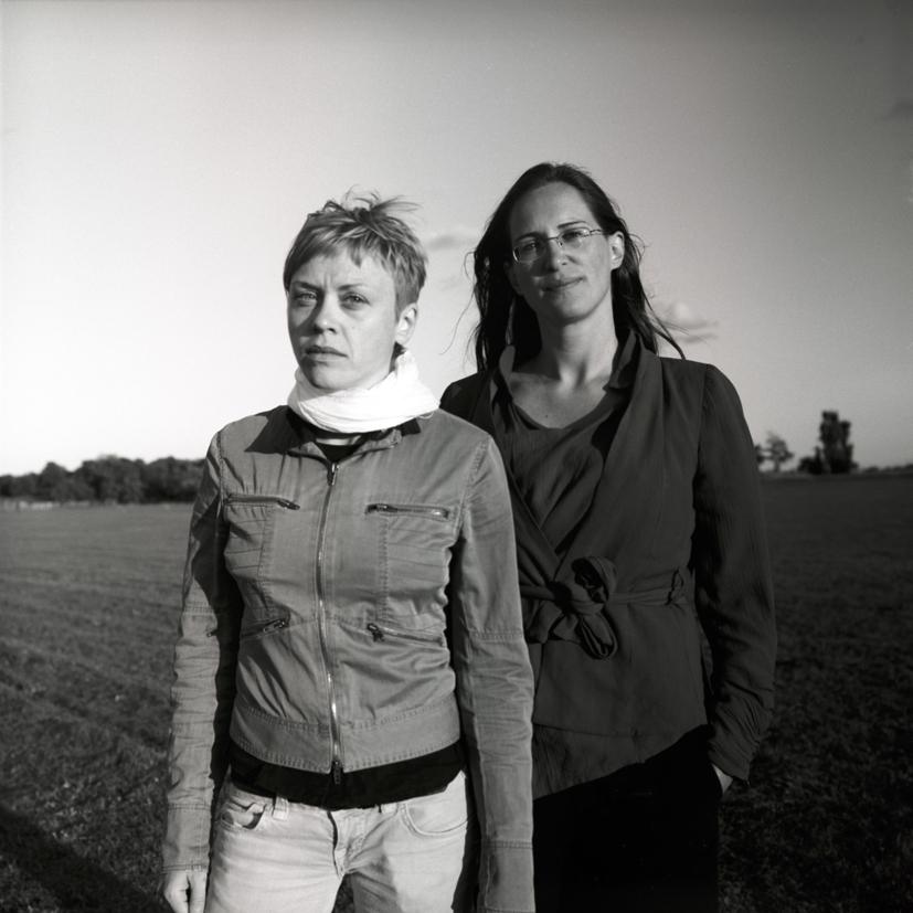 Julia and Nicki