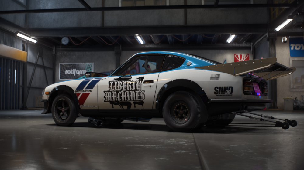 Need For Speed Payback Build Of The Week 2 1971 Nissan Fairlady