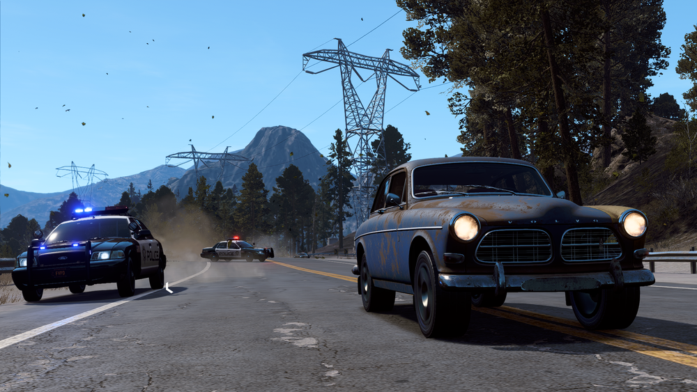 Need for Speed Payback Abandoned Cars Location Guide - Volvo Amazon ...