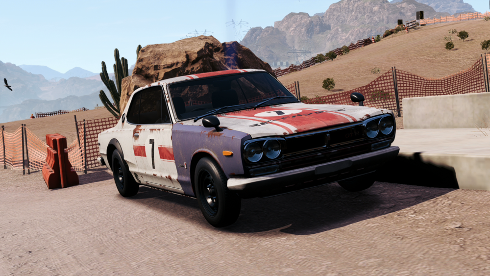 Need for Speed Payback Abandoned Cars Location Guide - Nissan ...