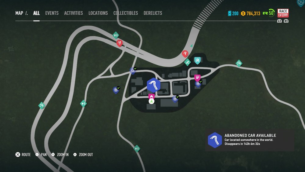 Need for speed payback abandoned cars location guide volvo amazon amazonlocationg gumiabroncs Images