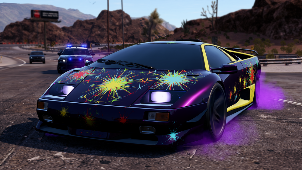 Need For Speed Payback Abandoned Cars Location Guide Lamborghini