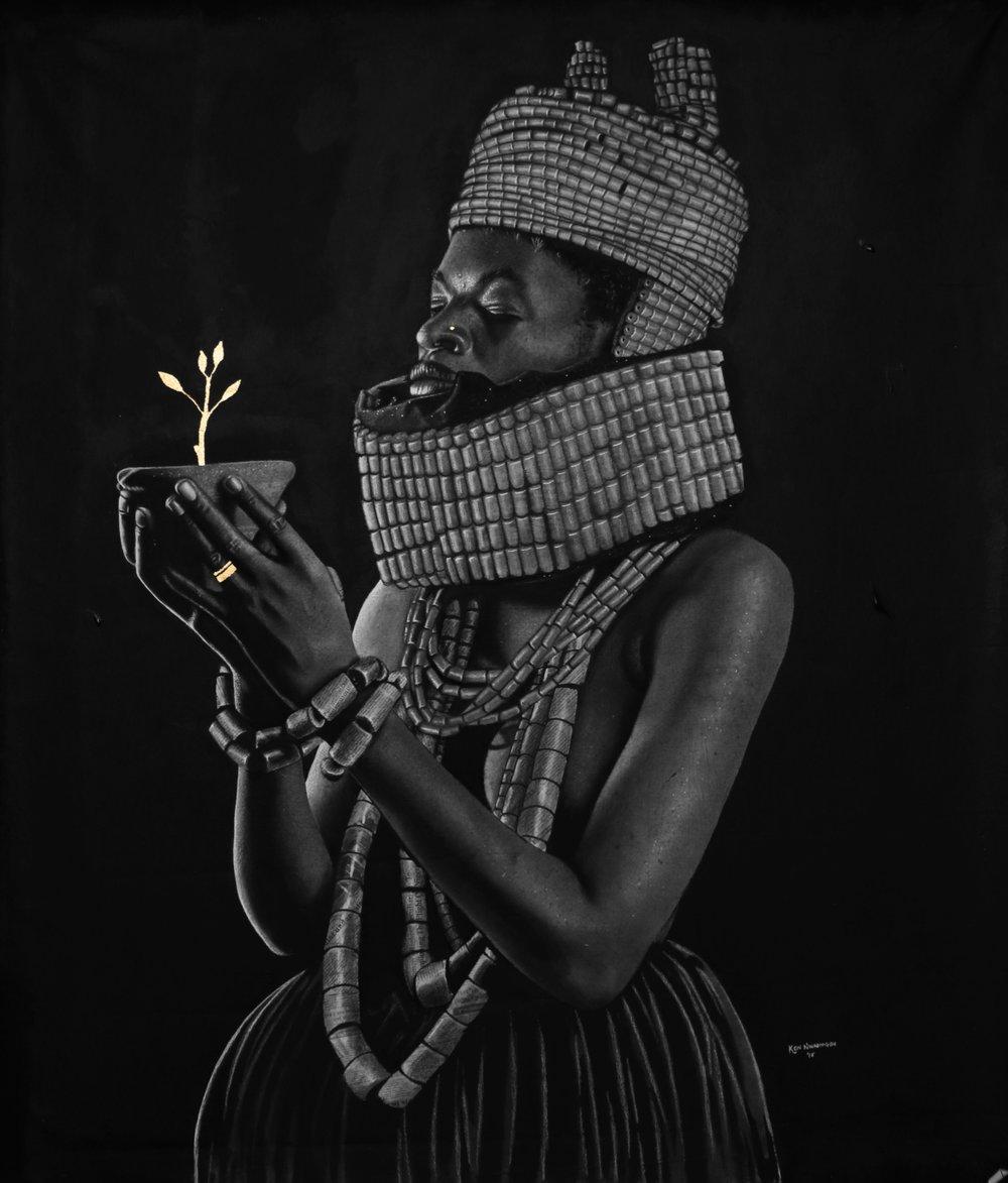 HRM Oba of Benin, 2018