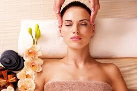 Indian head massage - 45 mins £25.00