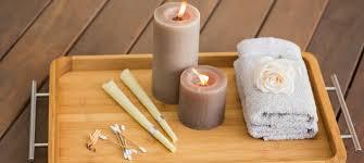 Hopi ear candles - - 45 mins £24.00